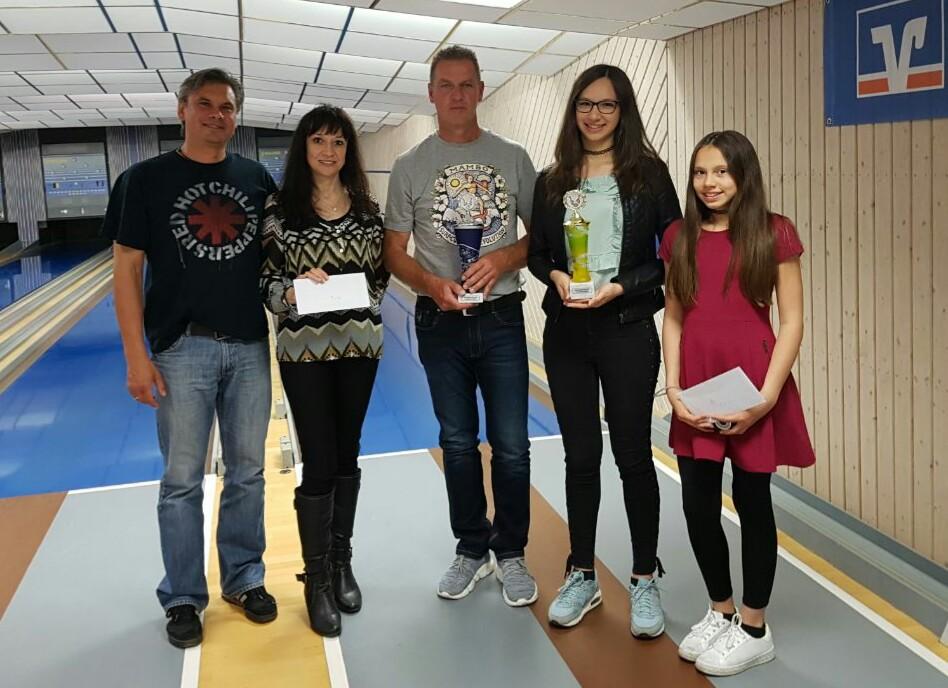 Turnverein Waldsassen Kegeln Stadtmeister 2018