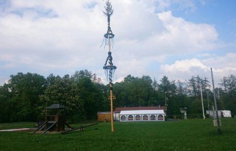 Skianlage Schloppach Maibaum